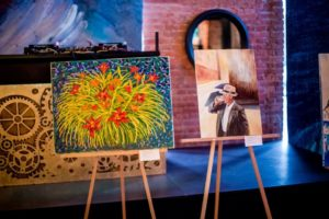 Vernissage «The Tree of Wishes», 02.06.2018